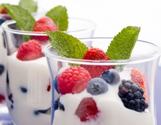 Greek Yogurt Without Saturated Fat