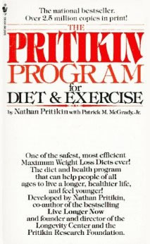 The Pritikin Diet Exercise Program