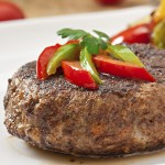 Healthy Bison Burger Recipe