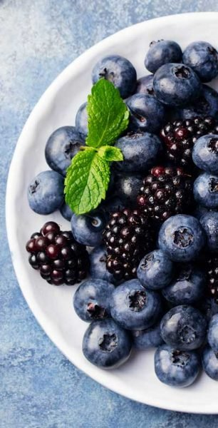 Butter to Blueberries