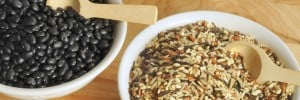 Black Beans and Brown Rice Recipe for Lower LDL Cholesterol