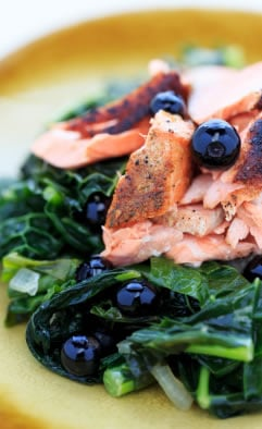 The Omega 3s in Salmon Make This Dinner A Tasty Part of Your Summer Meal Plan