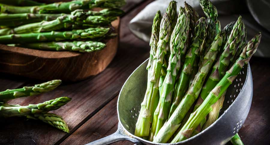 Asparagus Recipes and Cooking Tips