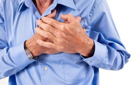 High LDL cholesterol numbers leads to heart attacks.