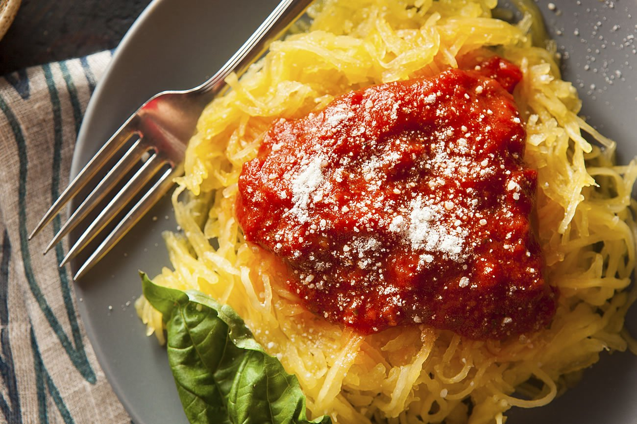 Healthy Recipes for Spaghetti Squash