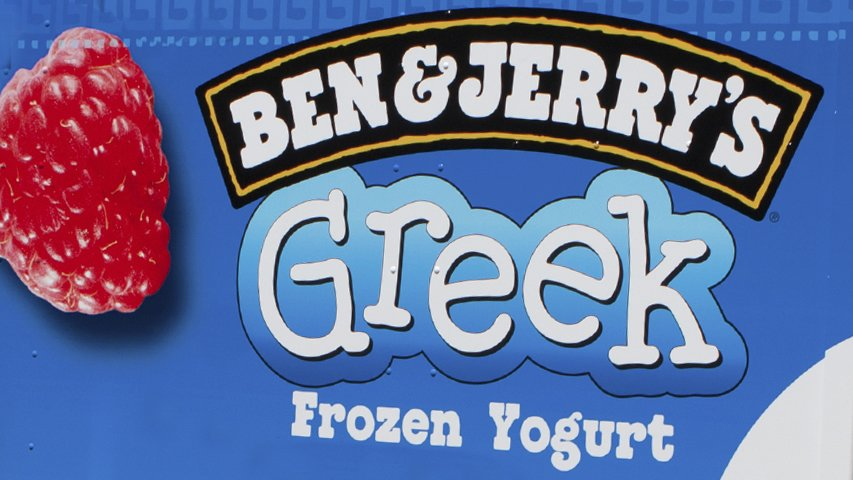 Ben & Jerry's Greek Frozen Yogurt Nutrition Facts