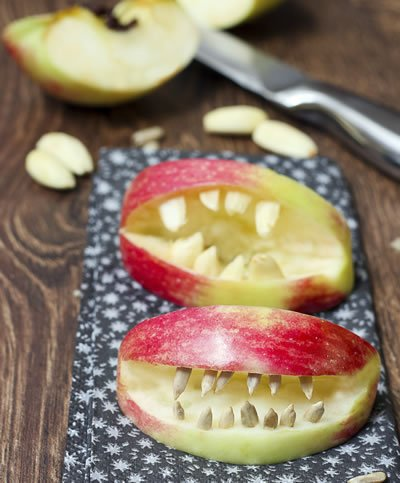 Make Fruit Fun This Halloween