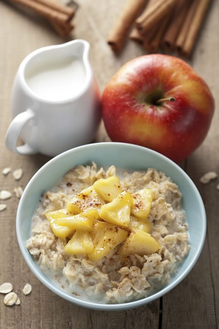 Try these fresh tips for a healthy breakfast.