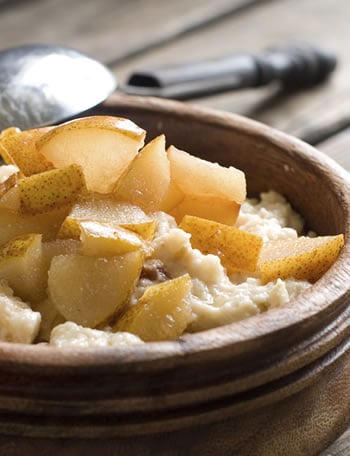 Oatmeal and fruit are two of the best foods for weight loss.