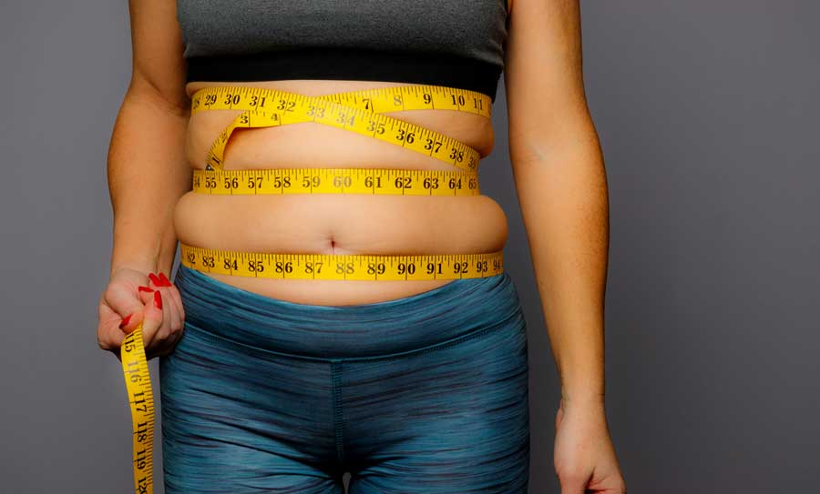 Lose the Muffin Top Belly Fat