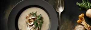 Recipe for Cream of Mushroom and Crab Soup