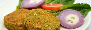 Healthy Vegetable Burger Recipe