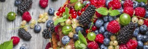 Enjoy Lots of Berries on the Pritikin Weight Loss Diet