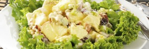 Curried Waldorf Salad Recipe
