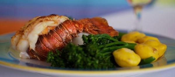 Learn To Cook Lobser in Pritikin Healthy Cooking Classes