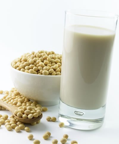 Soy Milk is Good For You.