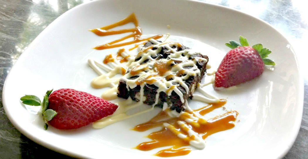 Garbanzo Chocolate Brownie