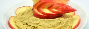 Curry Hummus Dip Recipe
