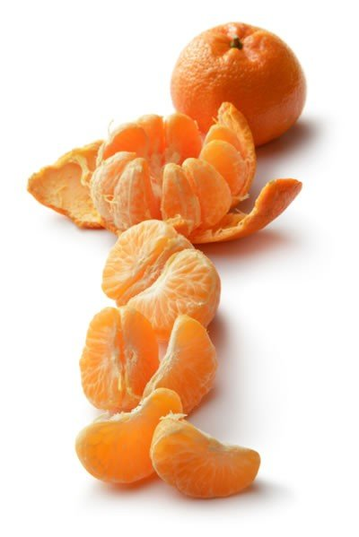 Brighten up your Healthy Dinner with fresh oranges.