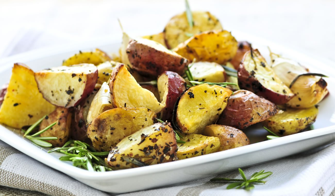 Potatoes are good for you.