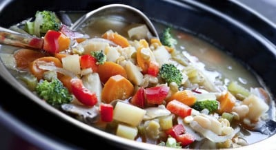 Vegetable Soups Are Ideal for Weigth Loss and Good Health.