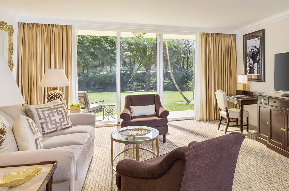 Resort Resort Suite at the Pritikin Weight Loss Resort at Trump National Doral