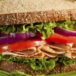 14 Day Healthy Meal Plan Sandwich