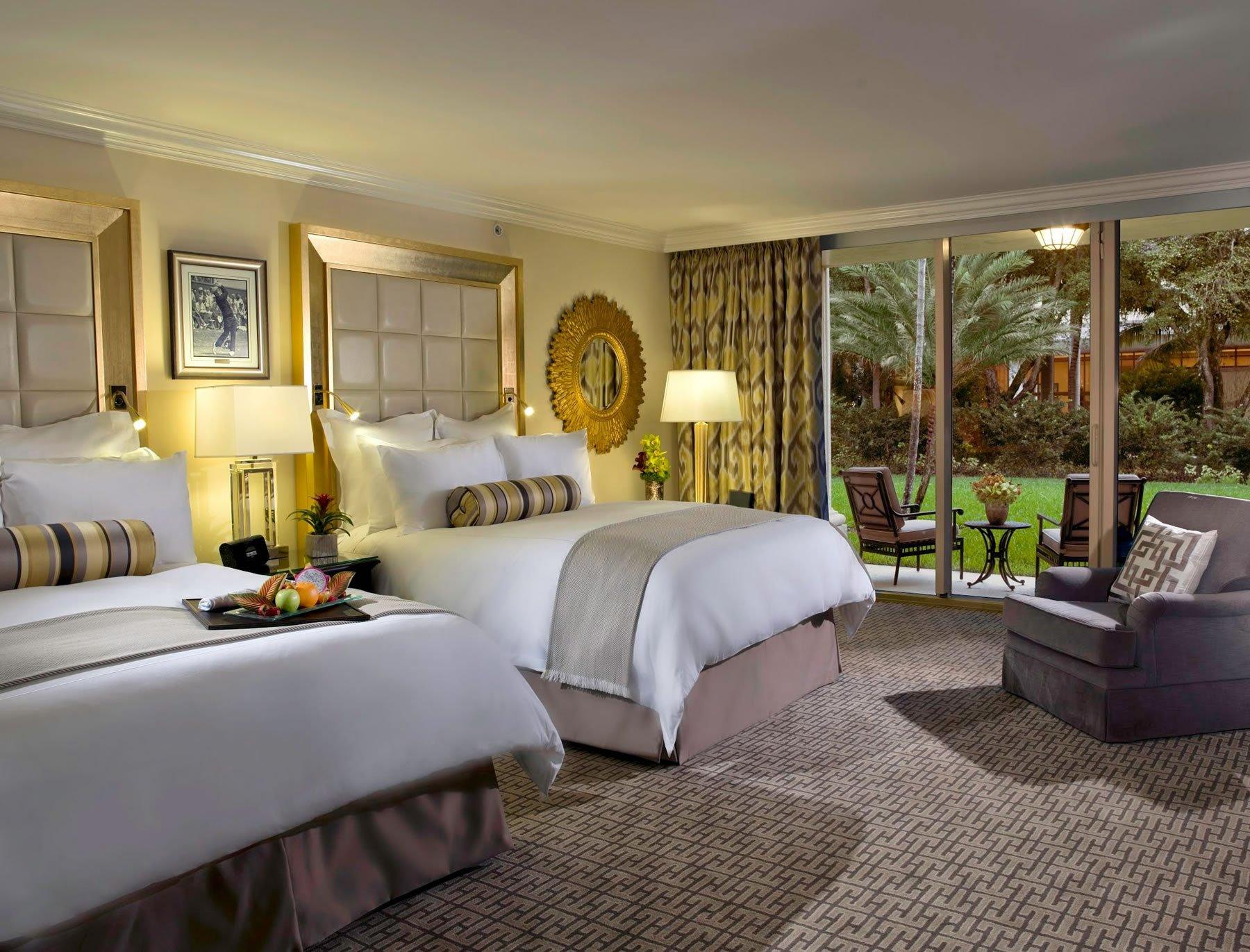 Rooms: Resort Accommodations: Rooms And Suites