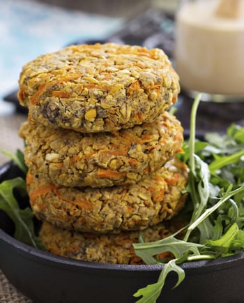 Healthy Veggie Burgers for Weight Loss