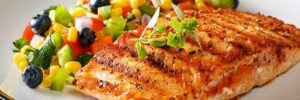 Enjoy Salmon on the Healthy Meal Plan for Weight Loss