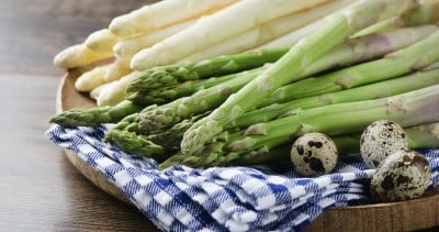 Healthy Recipe with Asparagus