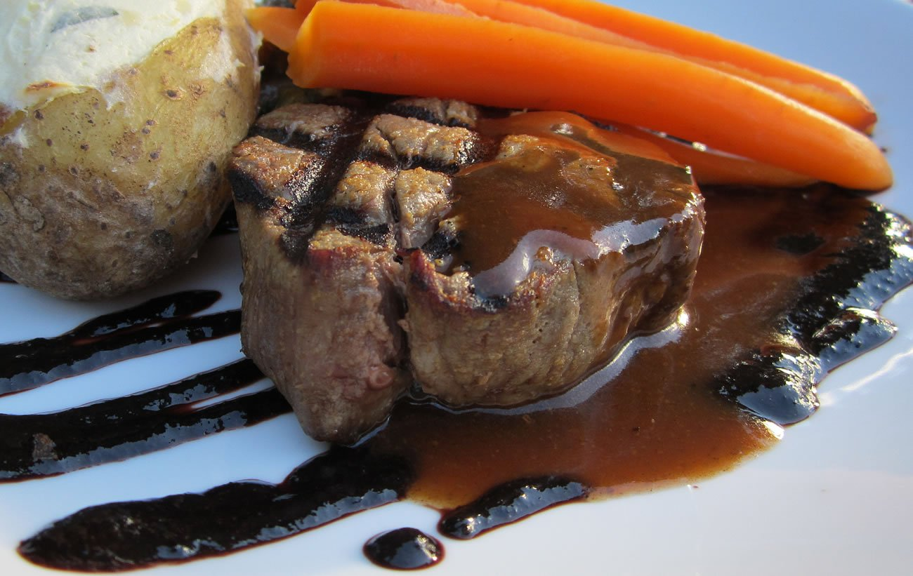 Grilled Bison Tenderloin Recipe