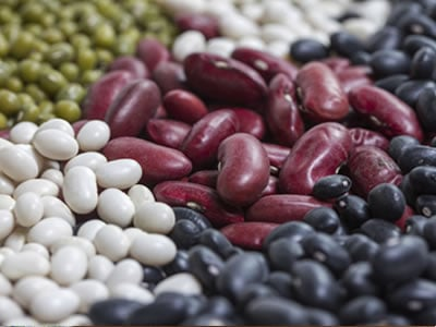 Beans are #1 on our list of Top Foods for Living to 100.
