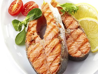 Fish is #3 on our list of Top Foods for Living to 100.