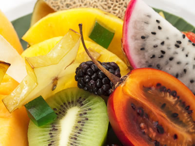 Fruit is #3 on our list of Top Foods for Living to 100.