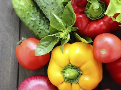 Vegetables are #2 on our list of Top Foods for Living to 100.