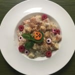 Goblin Salad Halloween Recipe