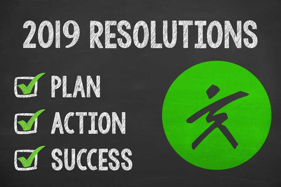 How to Keep This Year's New Year Resolutions