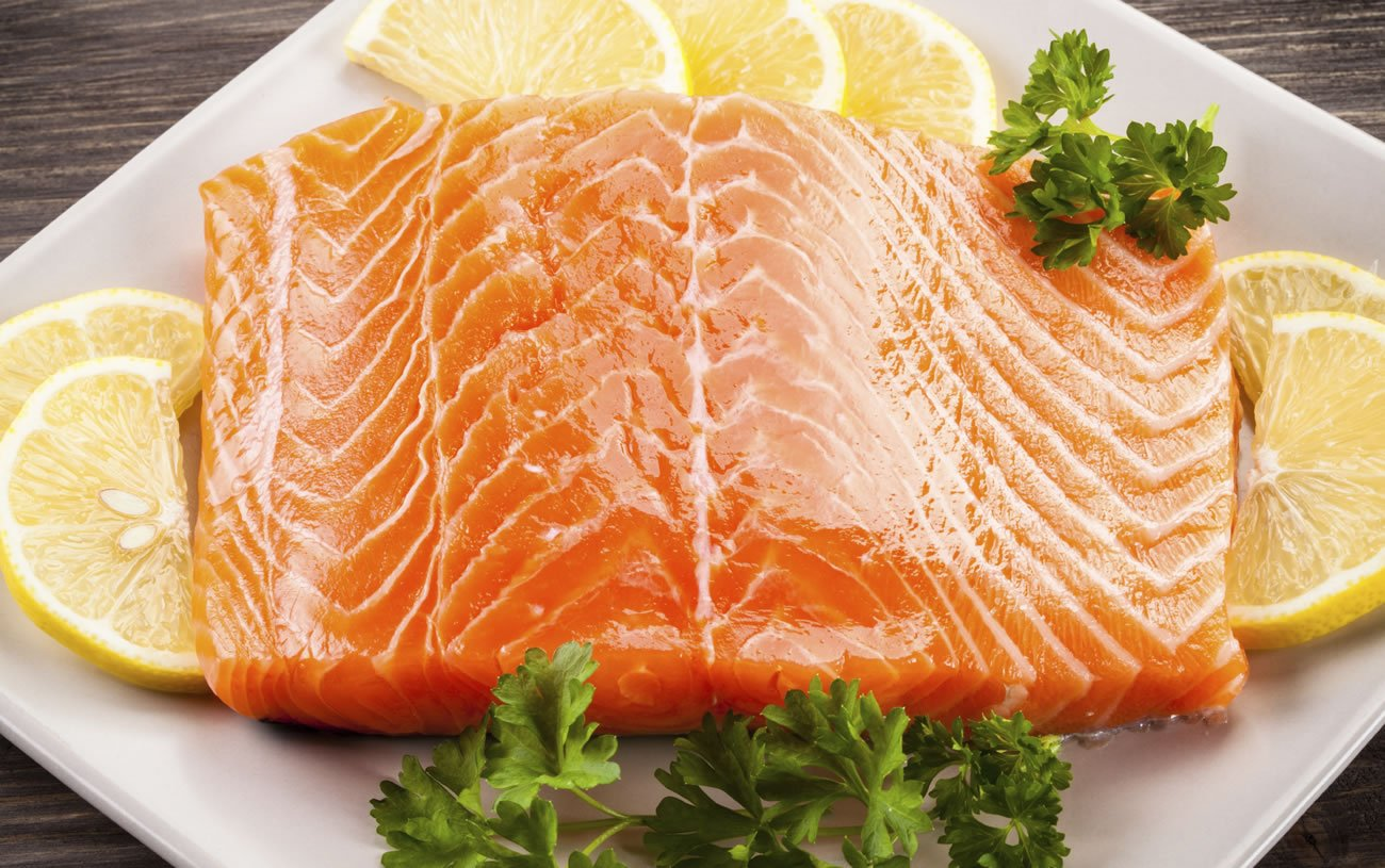 Poached Salmon PLUS forecasting