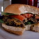 Sweet Potato and Black Bean Burgers recipe