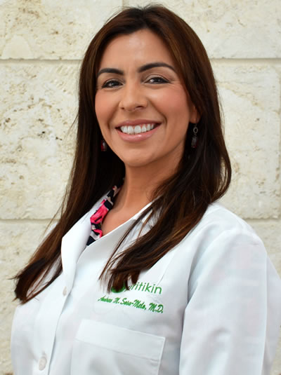 Dr. Sosa is Pritikin's Diabetes Expert