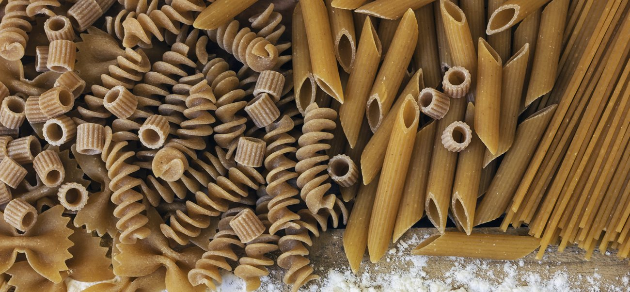 pasta whole grain Pritikin Recipe