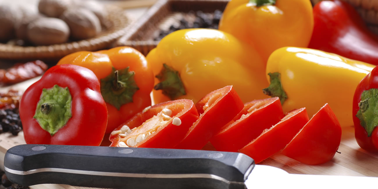 Peppers Vegetable Pritikin Recipe