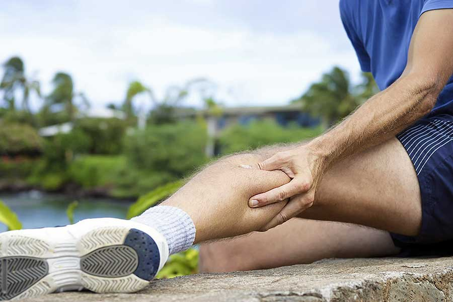 Leg Pain Due To Poor Circulation or Peripheral Artery Disease