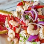 Healthy Seafood Ceviche Recipe