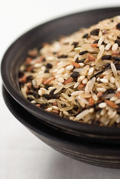 Enjoy a dinner of ancient grains as part of your weight loss plan.