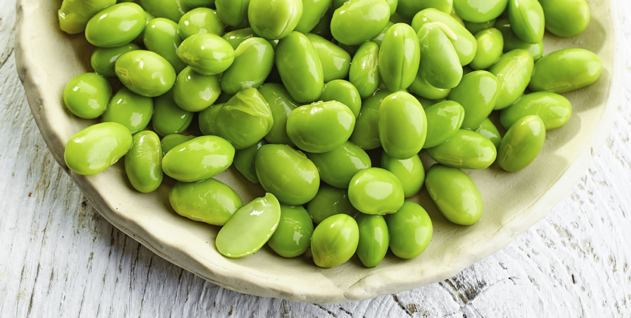 Edamame is a best snack for weight loss