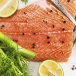 Slow-Roasted Salmon With Fennel and Citrus Recipe