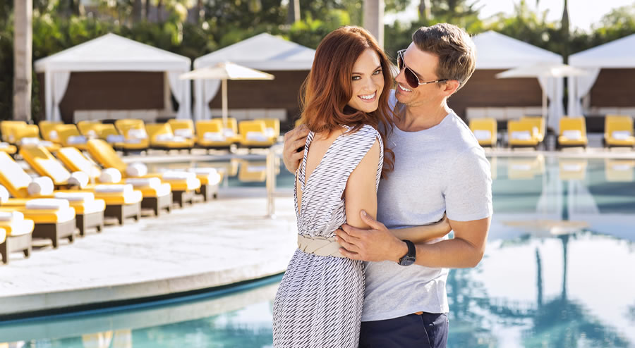 Refresh your love life and treat your Valentine to a wellness vacation