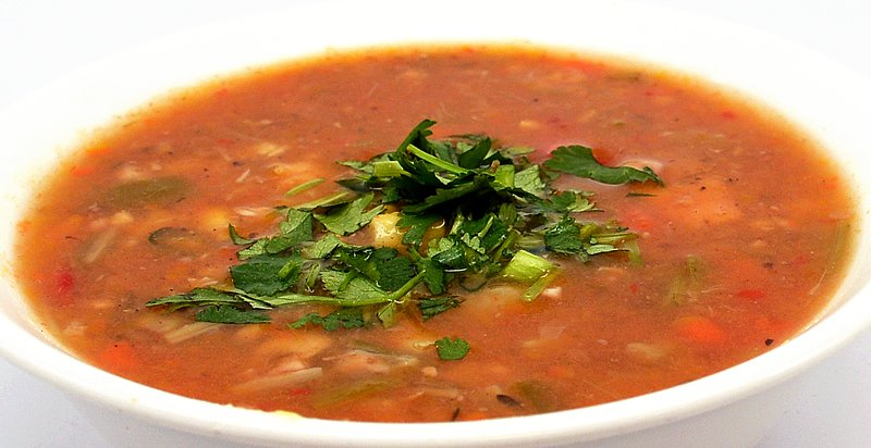 Spicy Seafood Soup Recipe